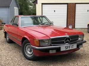 1980 Mercedes 450SL - Full History For Sale