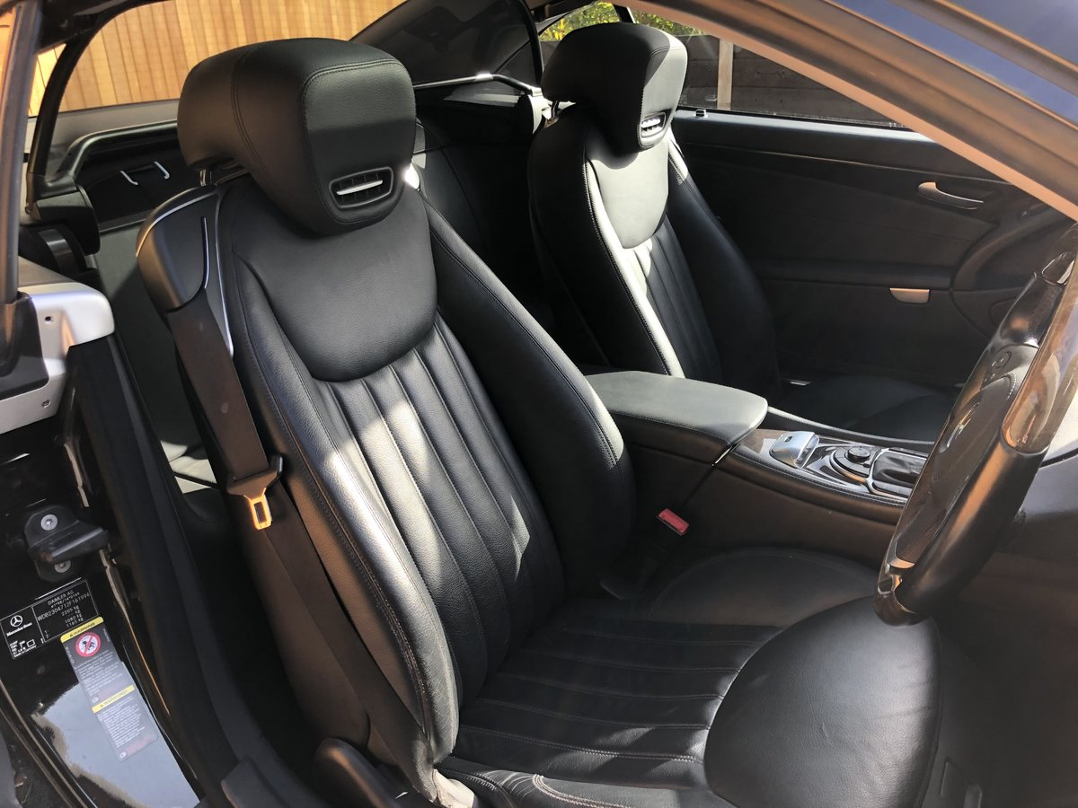 2010 Sl500 5.5 v8+facelift+panoramic+scarf+fsh For Sale (picture 5 of 5)