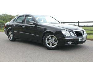 2008 Mercedes e220 cdi avantgarde