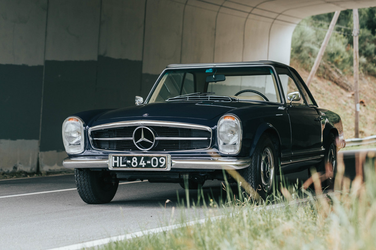 1968 Mercedes 280 SL For Sale (picture 1 of 6)