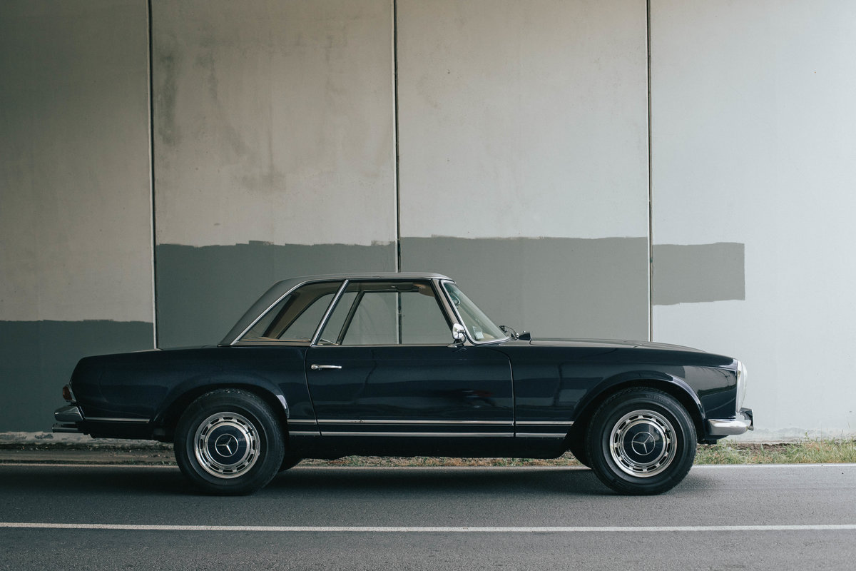 1968 Mercedes 280 SL For Sale (picture 2 of 6)