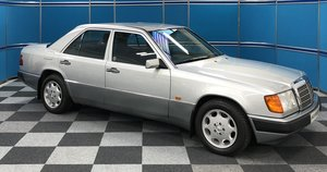 1992 Mercedes 230E - Only 23,000 miles SOLD