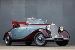 1936 Mercedes-Benz 170 V Cabriolet A LHD For Sale