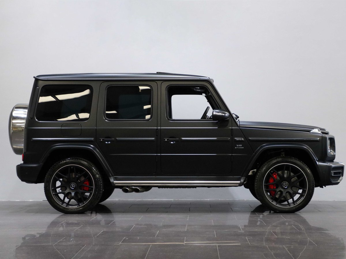 2018 18 68 MERCEDES BENZ G63 AMG 4.0 BI-TURBO V8 AUTO For Sale (picture 2 of 6)