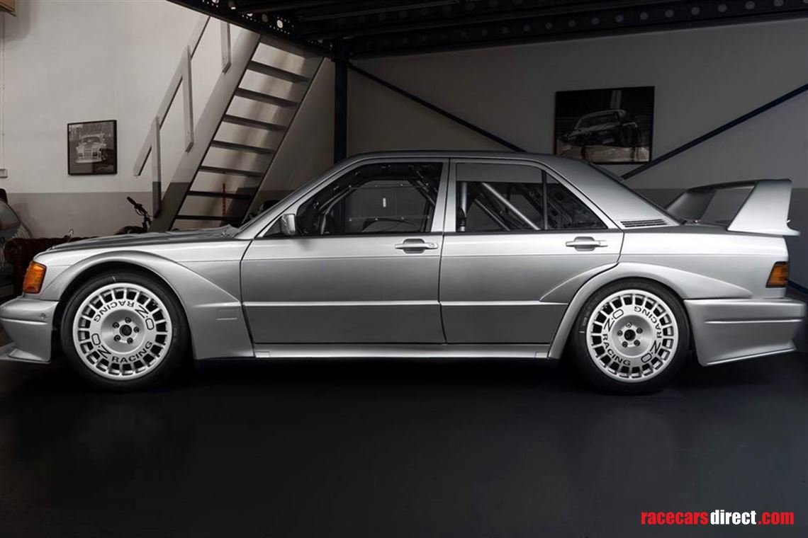 1994 Beautifull Project Mercedes EVO2. For Sale (picture 1 of 6)