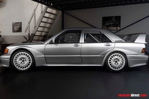 Beautifull Project Mercedes EVO2.