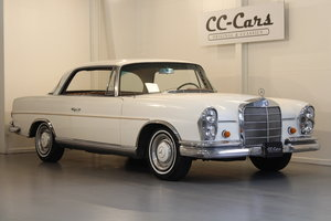 Picture of 1967 Mercedes 250 SE model W111 Coupe  For Sale
