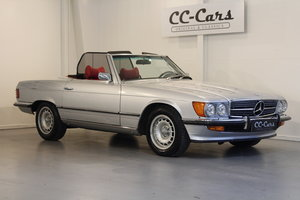 Picture of 1971 Mercedes 350 SL V8 Convertible SOLD