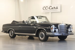 Picture of 1968 Mercedes 280 SE convertible For Sale