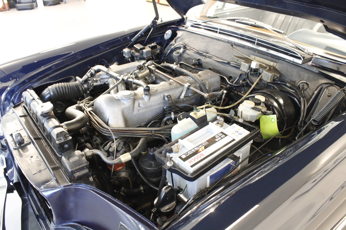 1968 Mercedes 280 SE convertible For Sale (picture 6 of 6)
