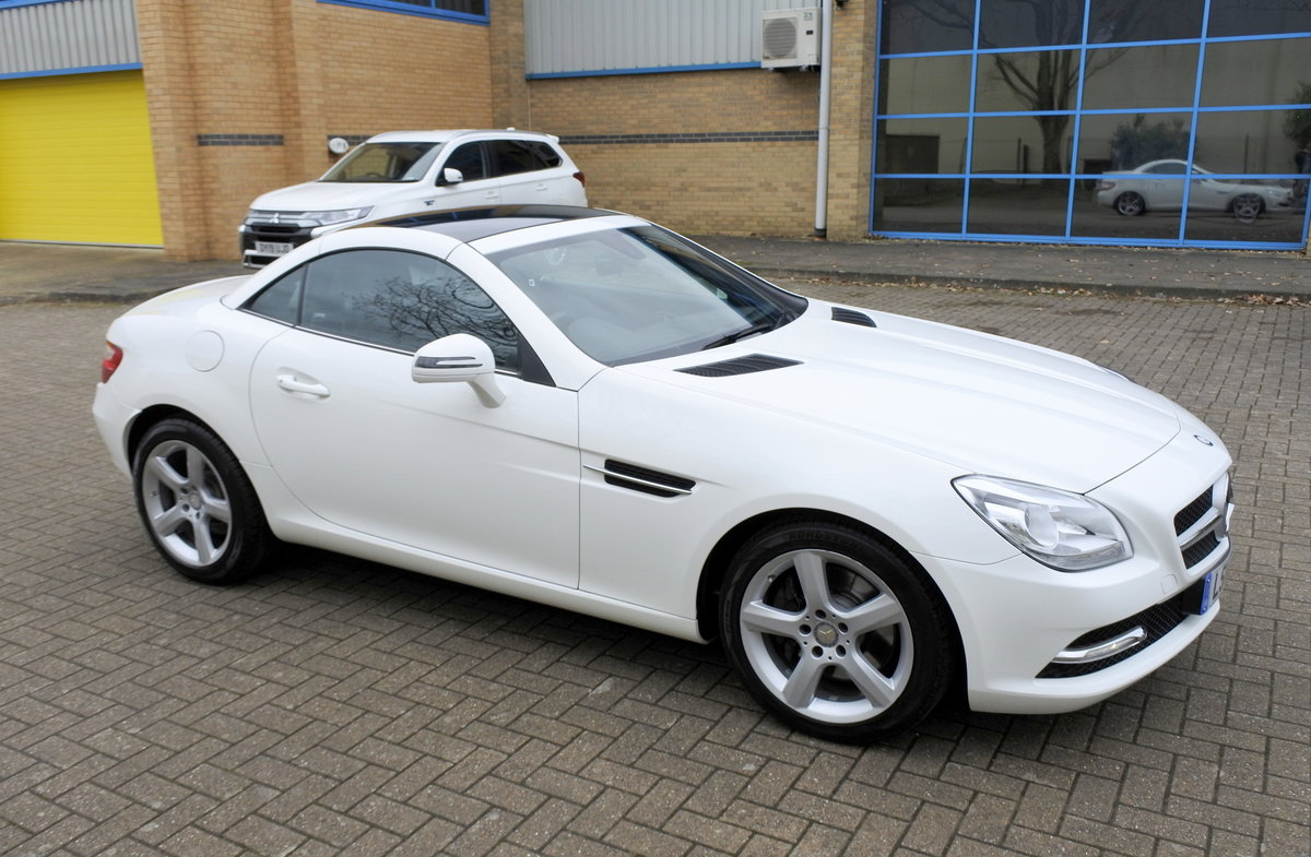 SLK 250 CDI 2014 For Sale (picture 1 of 6)