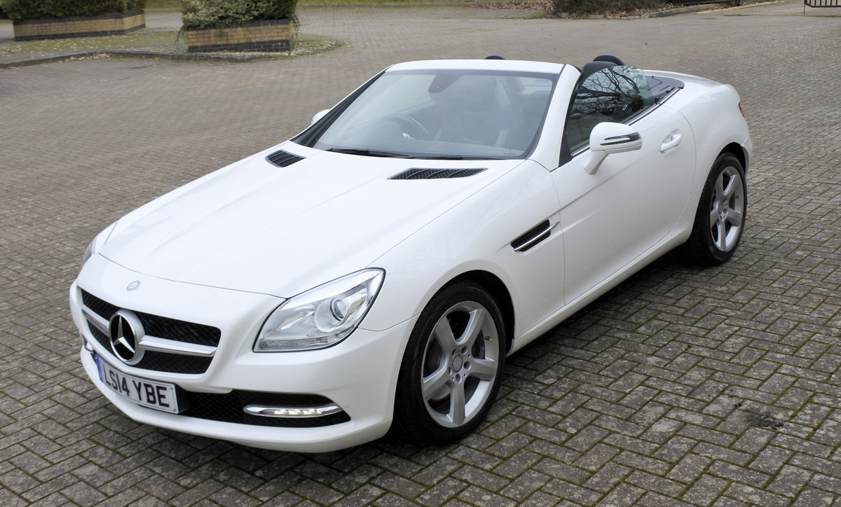 SLK 250 CDI 2014 For Sale (picture 2 of 6)