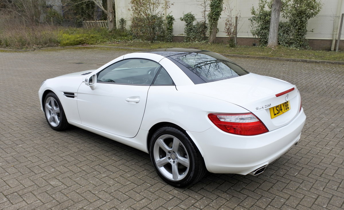 SLK 250 CDI 2014 For Sale (picture 5 of 6)