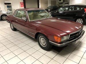 1978 Mercedes 450 SLC LHD