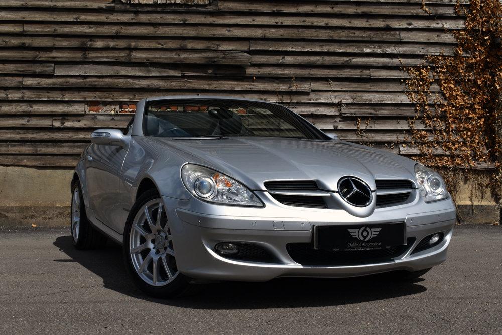 2007 Mercedes SLK 200 Kompressor Auto **RESERVED** SOLD (picture 1 of 1)