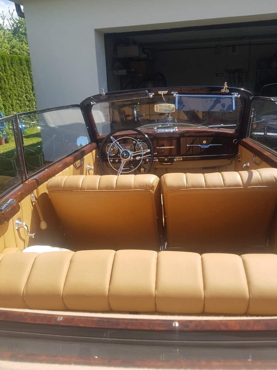 1952 MB 220 w 187 cabrio B  For Sale (picture 4 of 6)