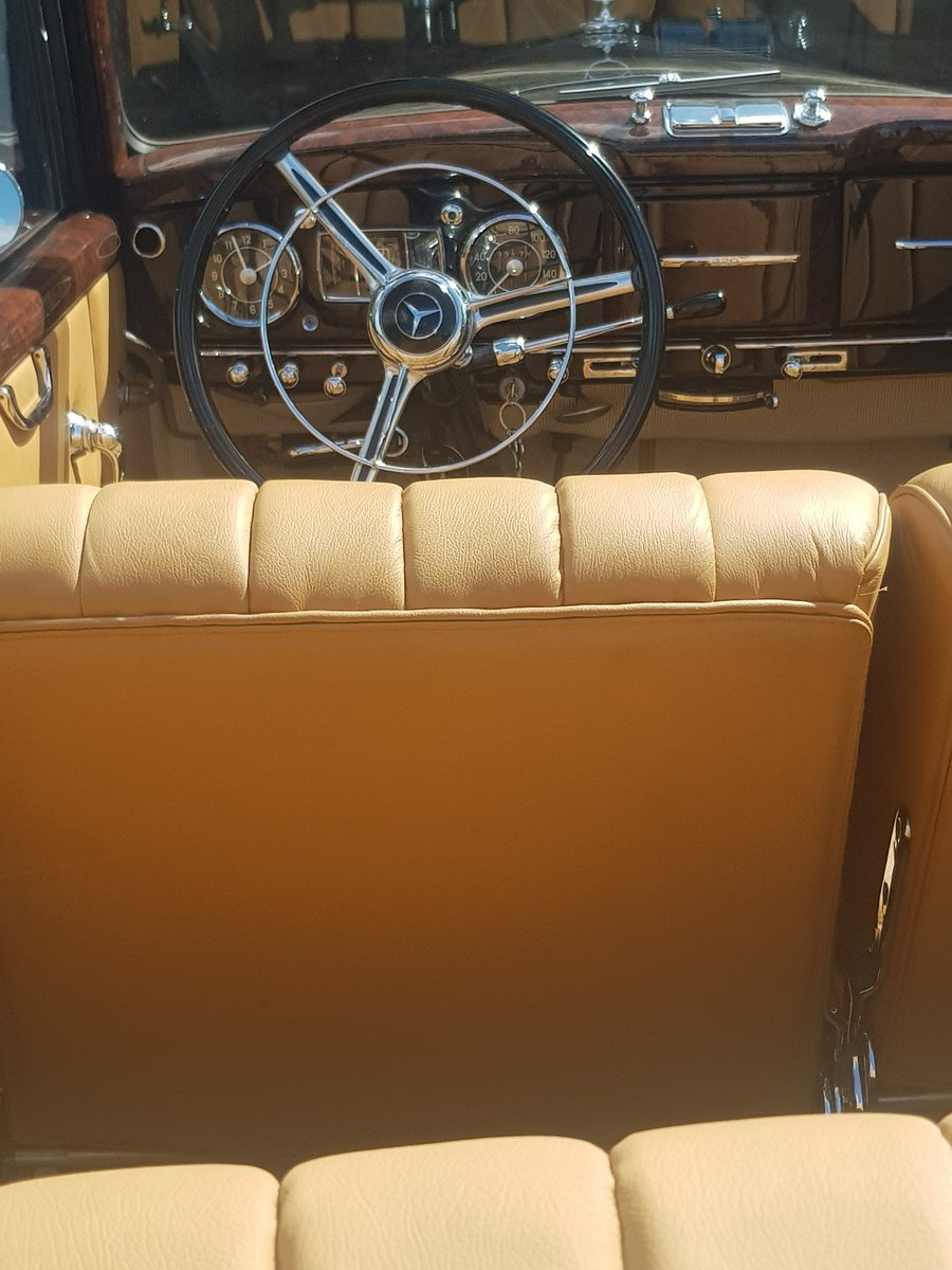 1952 MB 220 w 187 cabrio B  For Sale (picture 5 of 6)