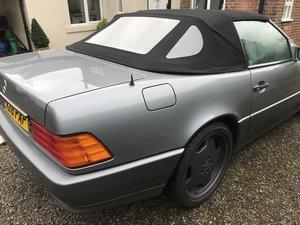 1992 SL500