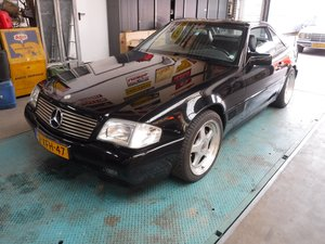 Mercedes-Benz 600SL V12 1993