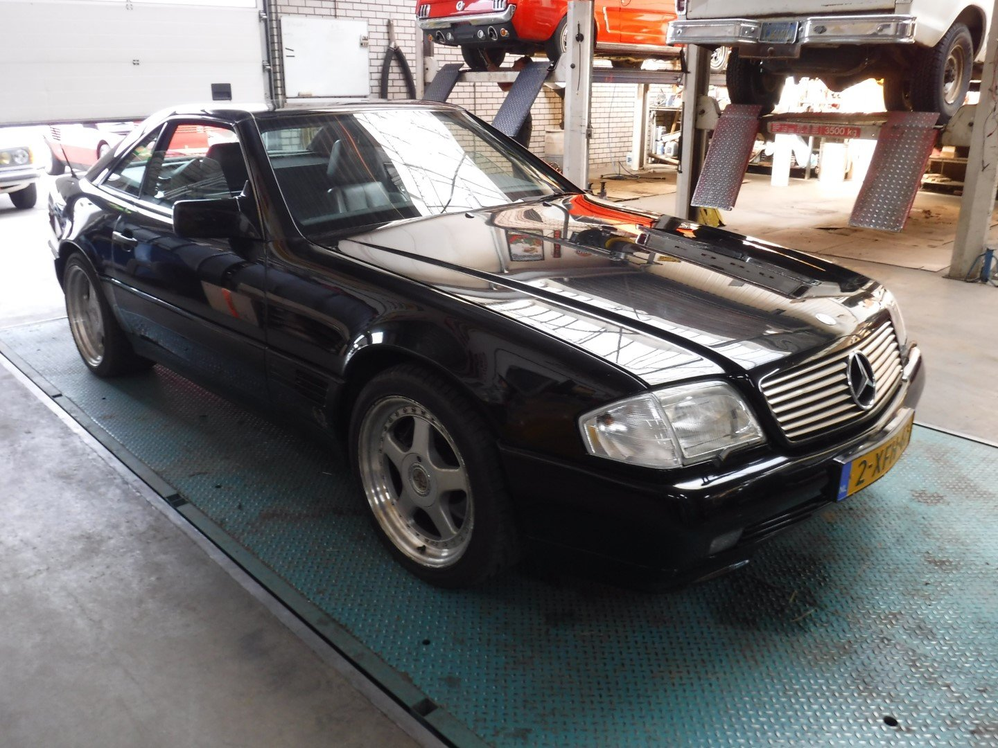 Mercedes-Benz 600SL V12 1993 For Sale (picture 2 of 6)