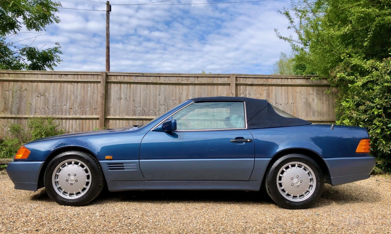 Seeking early R129 500SL, 1989, 1990 or 1991. SL 500 For Sale (picture 1 of 3)