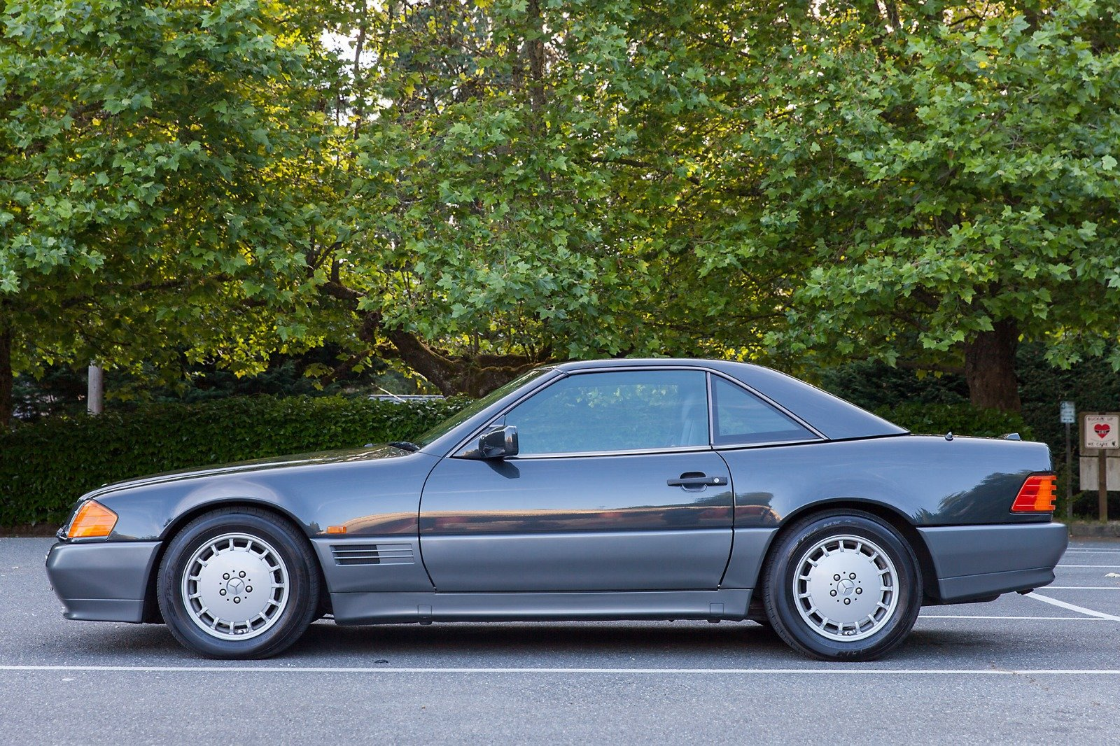 Seeking early R129 500SL, 1989, 1990 or 1991. SL 500 For Sale (picture 2 of 3)