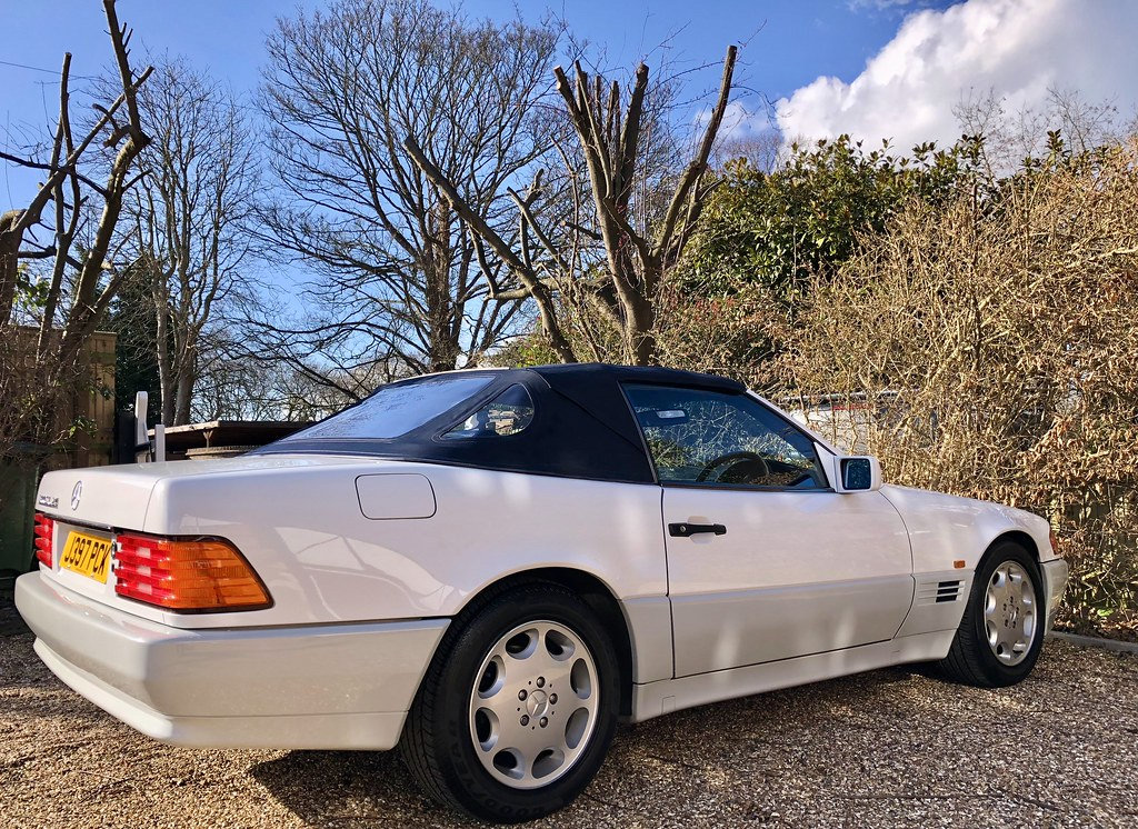 Seeking early R129 500SL, 1989, 1990 or 1991. SL 500 For Sale (picture 3 of 3)