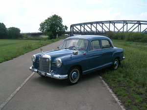 Picture of 1960 Mercedes-Benz 190 Saloon For Sale