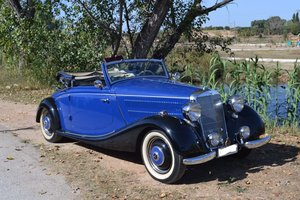 Picture of 1936 Mercedes benz 170 v cabriolet a For Sale