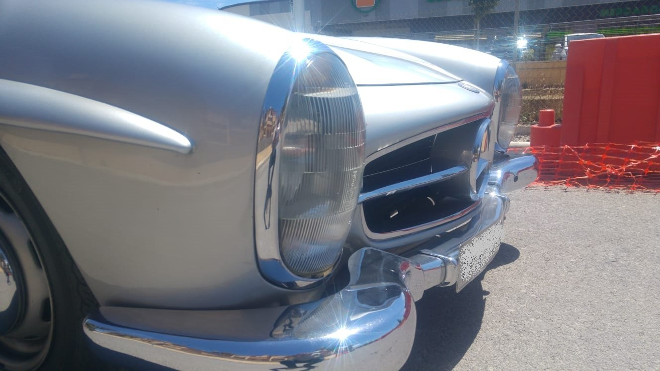1959 Mercedes 300 sl convertible For Sale (picture 1 of 2)