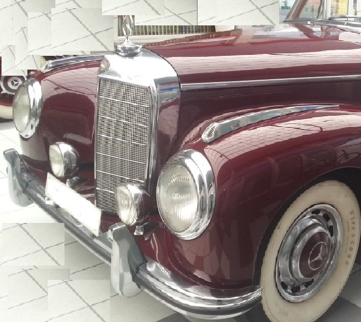 1952 Mercedes 300s cabriolet For Sale (picture 1 of 1)