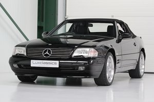 2001 Mercedes-Benz SL 320 Final Edition Roadster For Sale