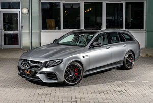Picture of 2017 Mercedes Benz AMG E63s  SOLD