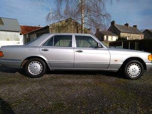 1988 Mercedes 300 SE W126