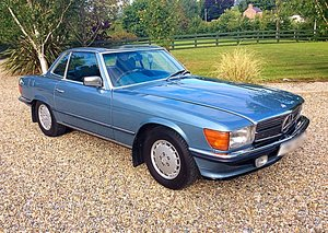1978 MERCEDES 350 SL - V8 AUTO - LOVELY EXAMPLE THROUGHOUT - PX