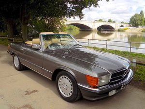MERCEDES 350SL SPORTS CONVERTIBLE