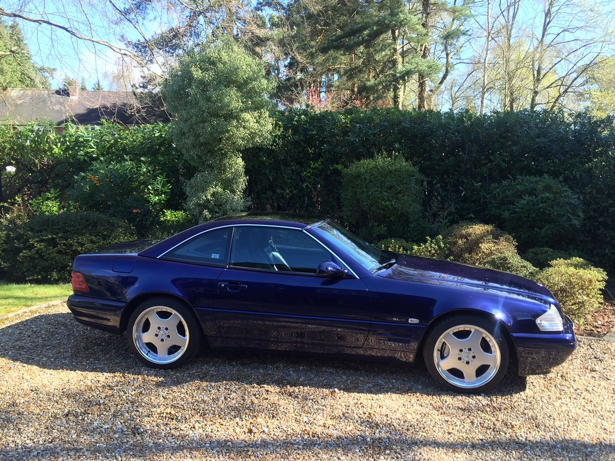 2000 SL320 Edition - 75,000 miles, FSH For Sale (picture 2 of 6)