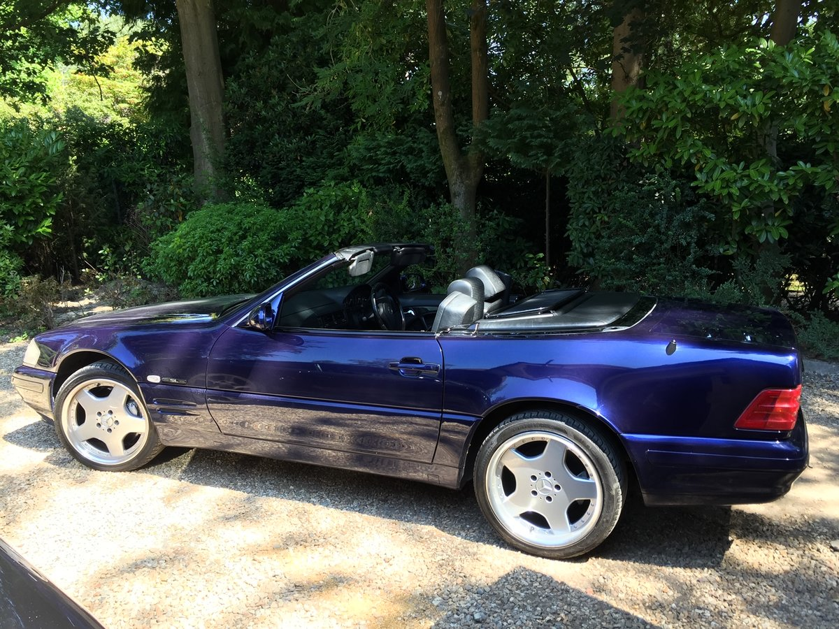 2000 SL320 Edition - 75,000 miles, FSH For Sale (picture 4 of 6)