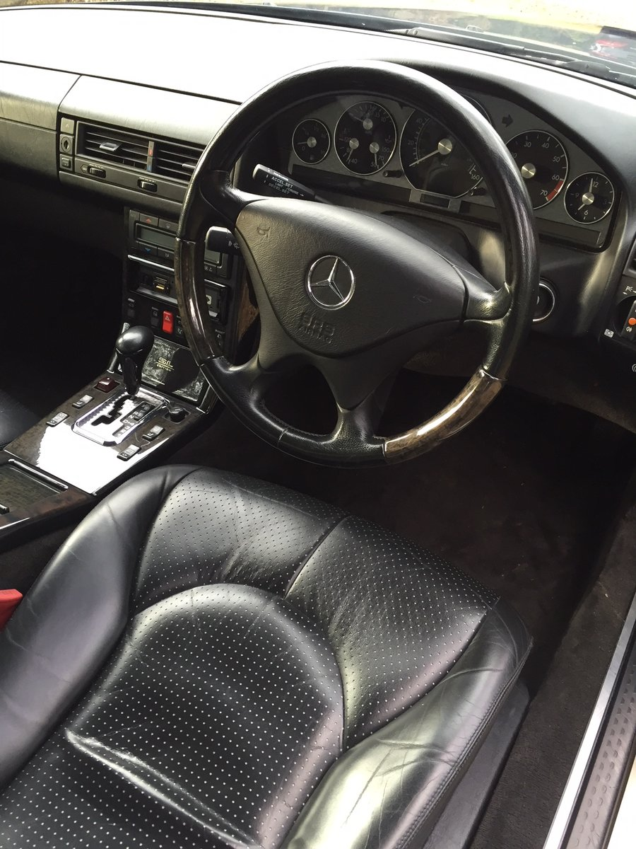 2000 SL320 Edition - 75,000 miles, FSH For Sale (picture 5 of 6)