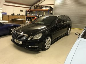 2012 Absolutely stunning e250 cdi bluefficiency 1 owner