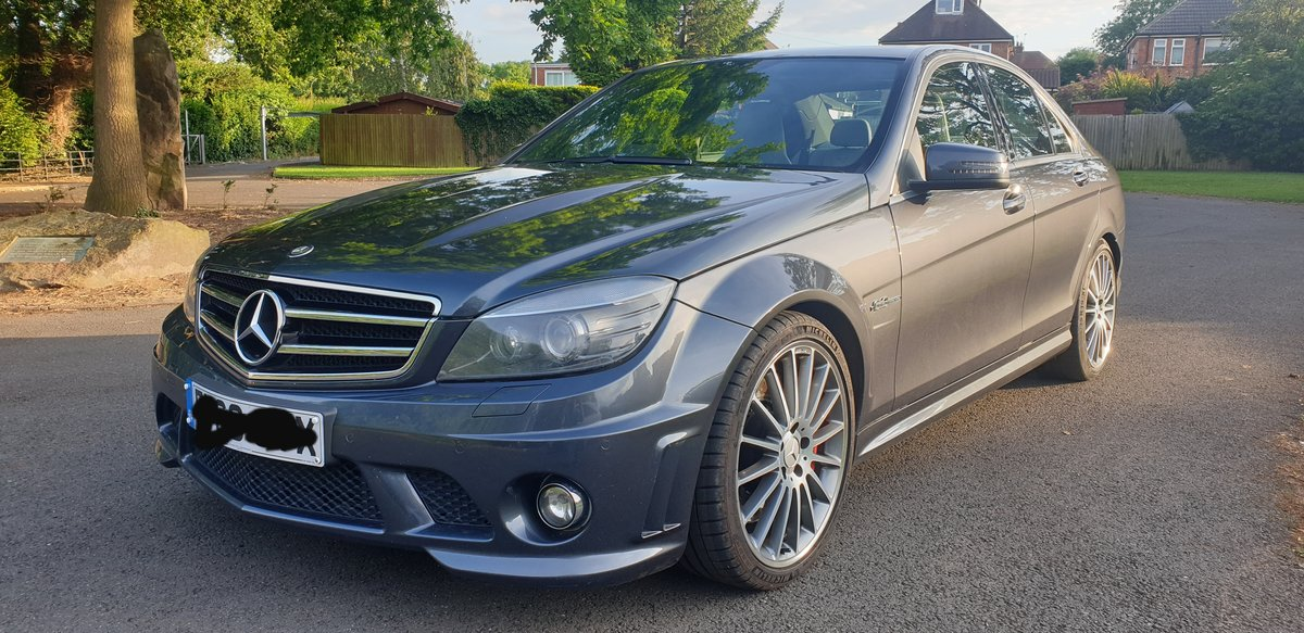 2010 C63 AMG PPP LSD For Sale (picture 1 of 6)