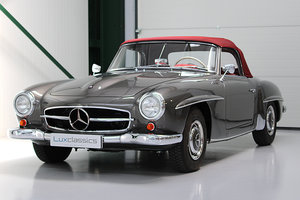 1958 Mercedes-Benz 190SL RESTORED TO EXCEPTIONAL LEVEL