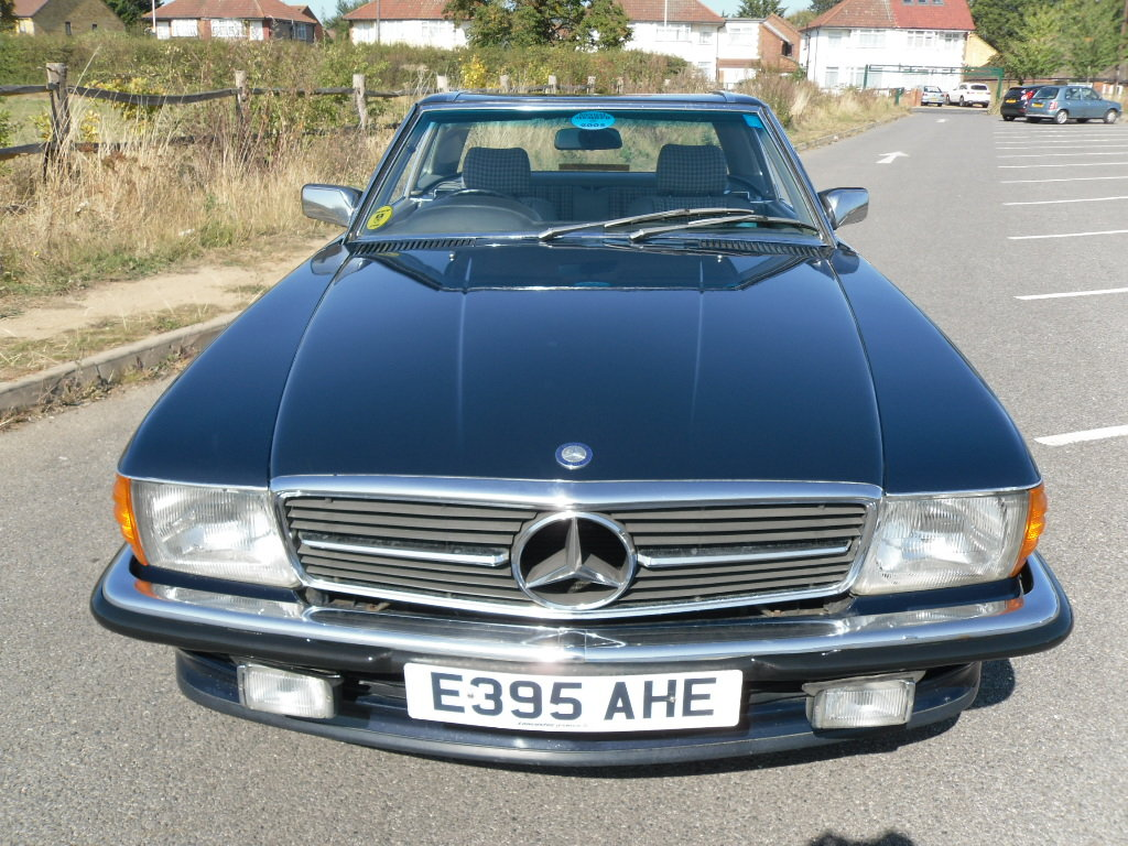 1988 Mercedes 300 SL For Sale (picture 2 of 6)