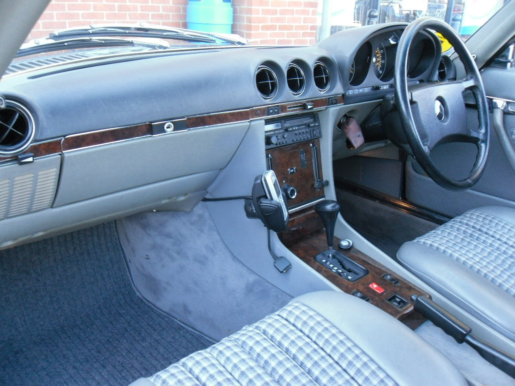 1988 Mercedes 300 SL For Sale (picture 5 of 6)