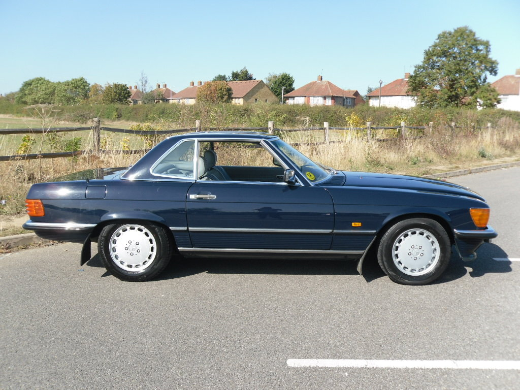 1988 Mercedes 300 SL For Sale (picture 6 of 6)
