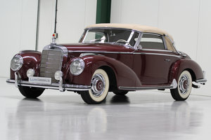 1952 Mercedes 300S A Cabriolet Restored and very collectable