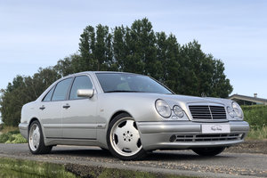 Mercedes Benz E55 AMG 1999, possibly the best in the UK!