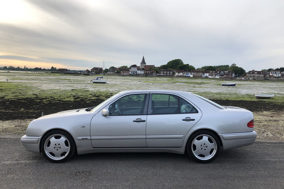 Mercedes Benz E55 AMG 1999, possibly the best in the UK! For Sale (picture 2 of 6)