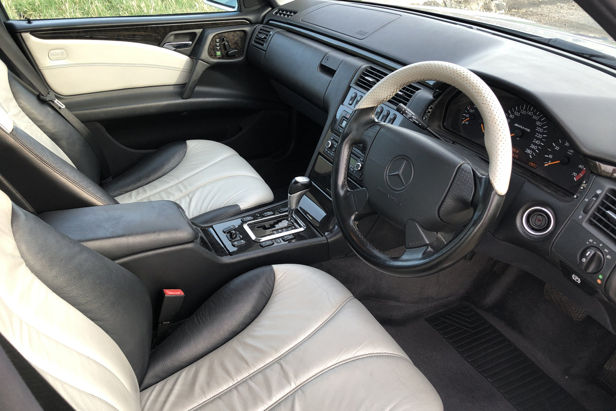 Mercedes Benz E55 AMG 1999, possibly the best in the UK! For Sale (picture 4 of 6)