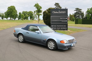 1993 Mercedes 500SL excellent condition